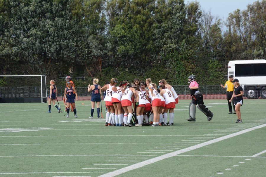 Girls Team of the Year: Field Hockey