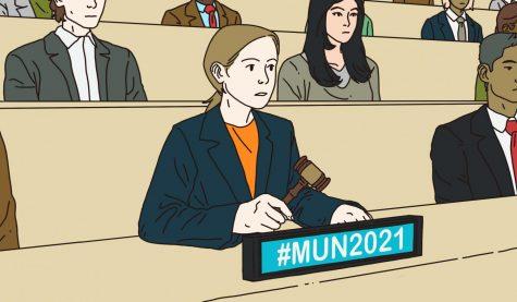 Delegates win at Marymount MUN