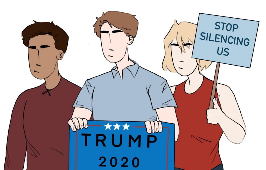 After participating in a political debate during a Community Flex Time earlier this school year, Liam Sullivan '23 found himself connecting with his teachers because of his conservatism rather than being targeted for it.