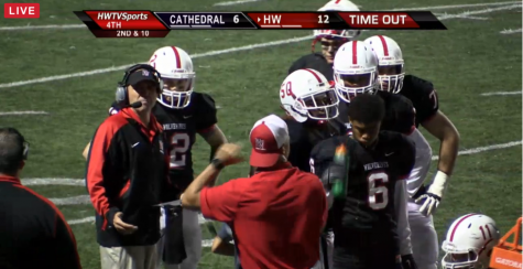 Watch Live: Varsity Football vs. Cathedral