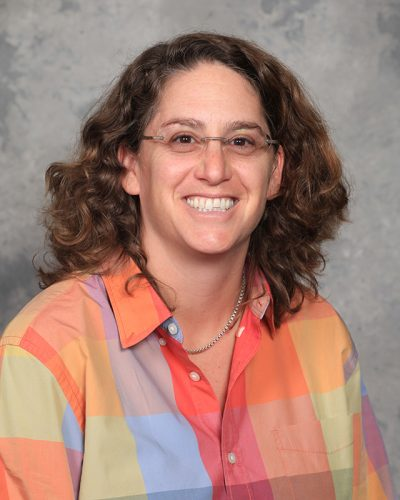Interim Head of Upper School Liz Resnick. Printed with permission of Nathansons