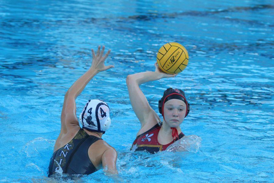 HW+Girls+Water+Polo+vs+Notre+Dame