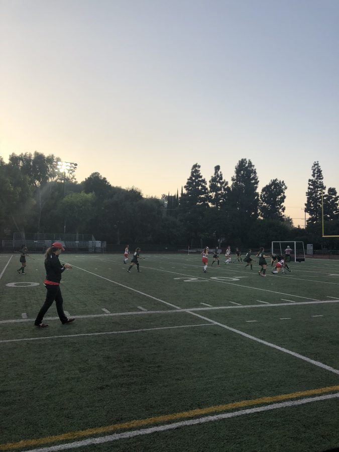 Field hockey advances through first round of CIF playoffs