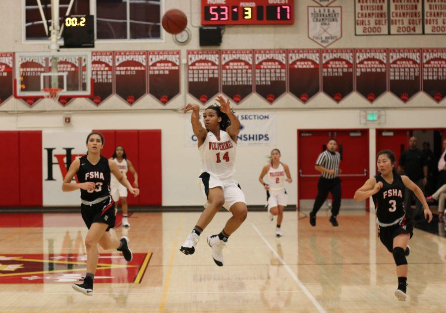 The girls basketball team won the Harvard-Westlake Holiday Classic tournament.