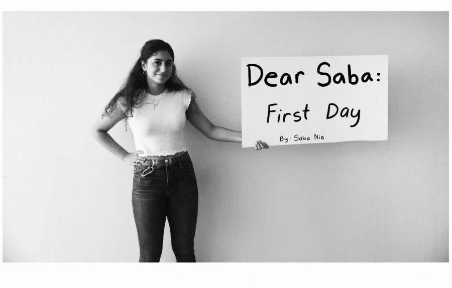 Dear Saba: First Day