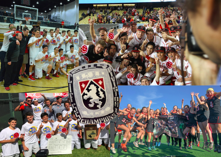 In it to win it: A look into the most successful athletic programs at the school