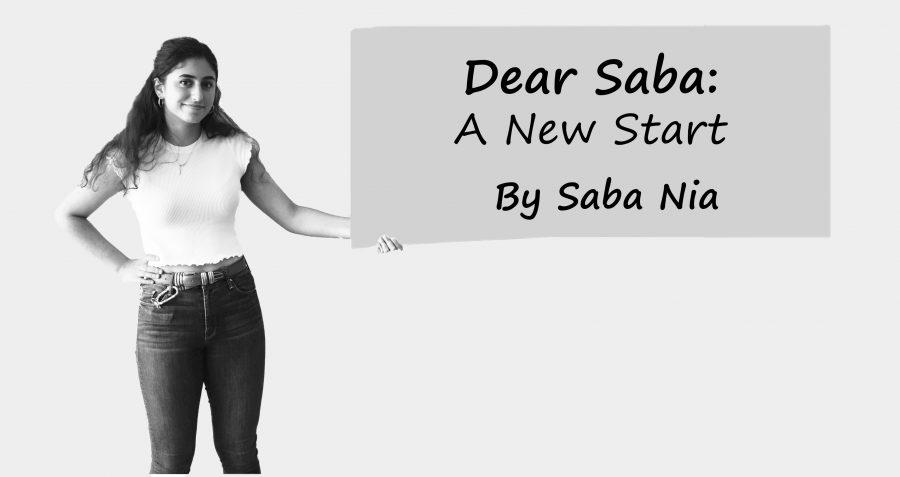 Dear Saba: A New Start