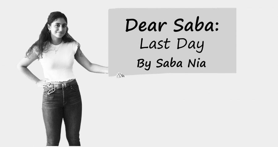 Dear Saba: Last Day