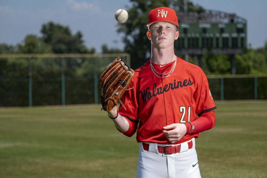 Pete Crow-Armstrong 20 picked 19th overall in MLB Draft