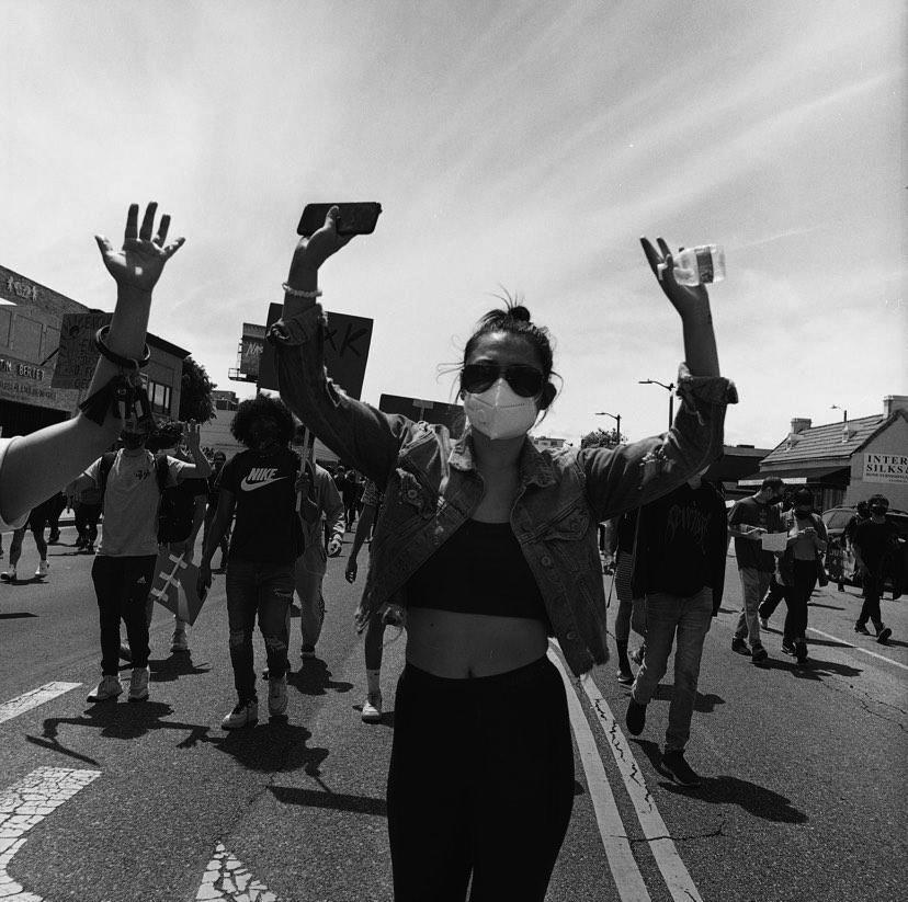 woman+protestor
