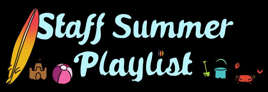 Summer+staff+playlist