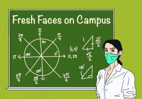Fresh Faces on Campus